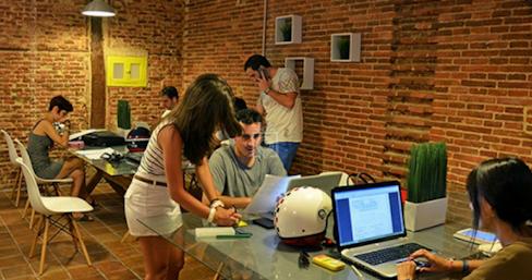 CowOrKing Vaca o Rey, Madrid | coworkspace.com