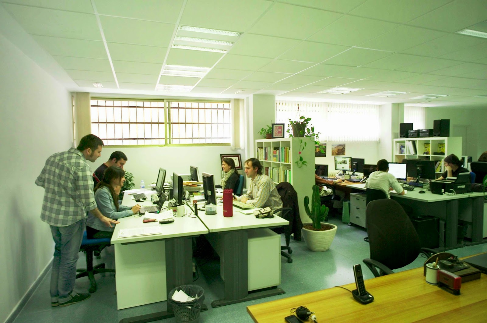 ecoworking, Madrid