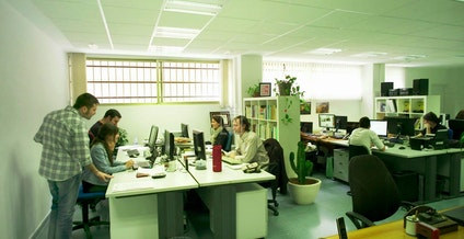 ecoworking, Madrid | coworkspace.com