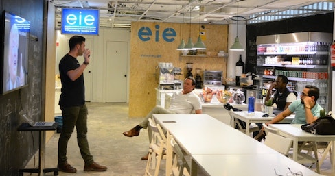 EIE City, Madrid | coworkspace.com