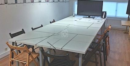 El Complot Coworking, Madrid | coworkspace.com