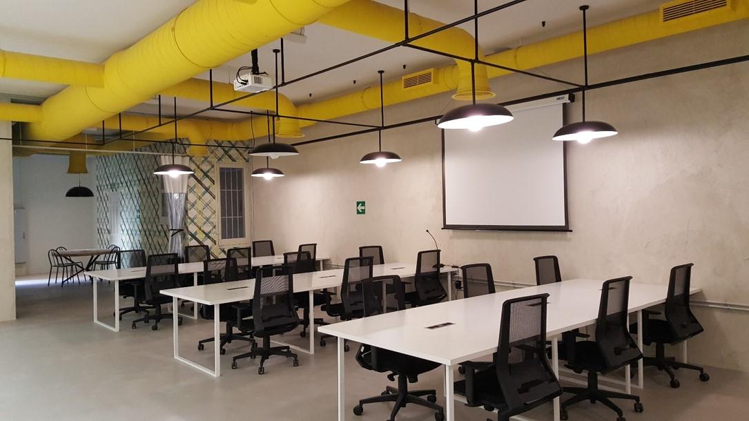 El Laboratorio, Madrid