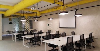 El Laboratorio, Madrid | coworkspace.com