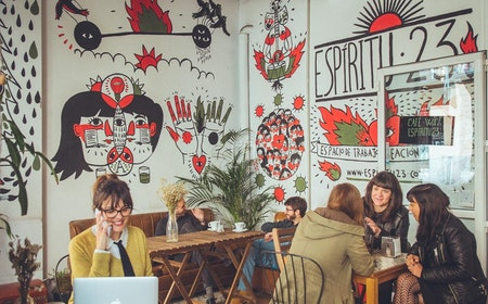Espiritu23, Madrid