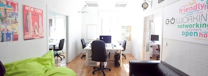GoWorking Madrid