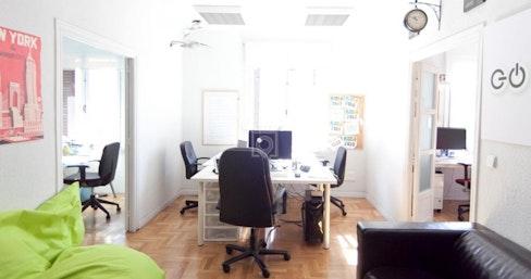 GoWorking Madrid, Madrid | coworkspace.com