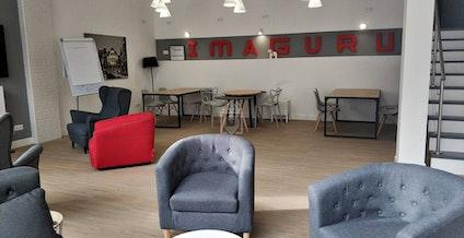 IMAGURU STARTUP HUB, Madrid | coworkspace.com