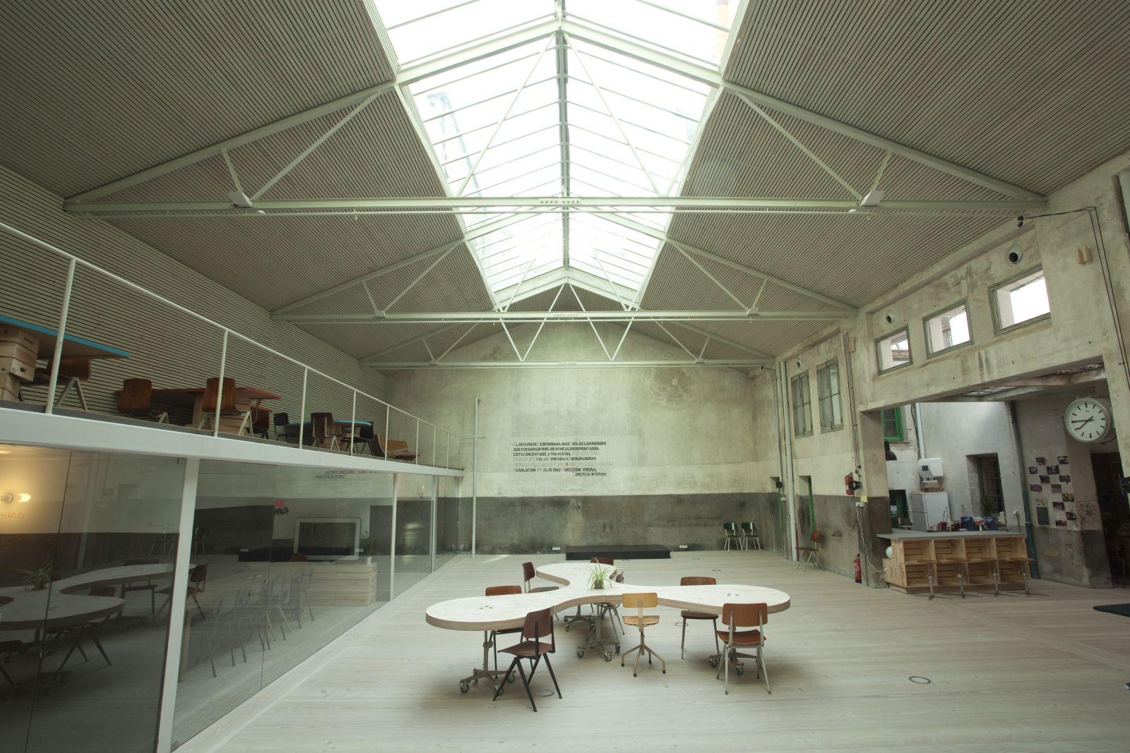 Impact Hub Madrid, Madrid