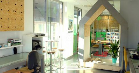 Iniciativa Sostenible, Madrid | coworkspace.com