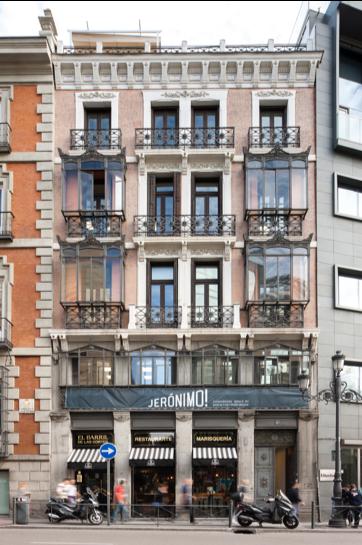 Jerónimo!, Madrid