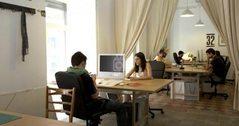 La Fábrica de Cajas, Madrid   coworkspace.com