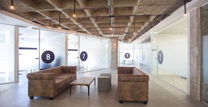 La Fabrica Plaza de Castilla, Madrid | coworkspace.com