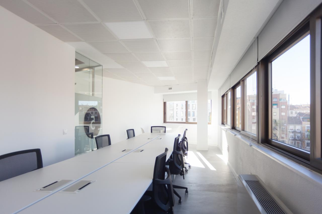 La Fabrica Quevedo, Madrid