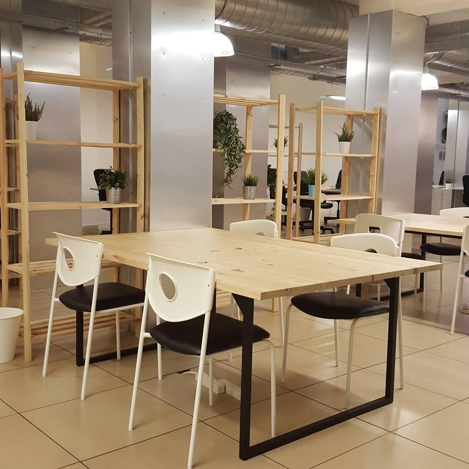 Napkin Coworking, Madrid