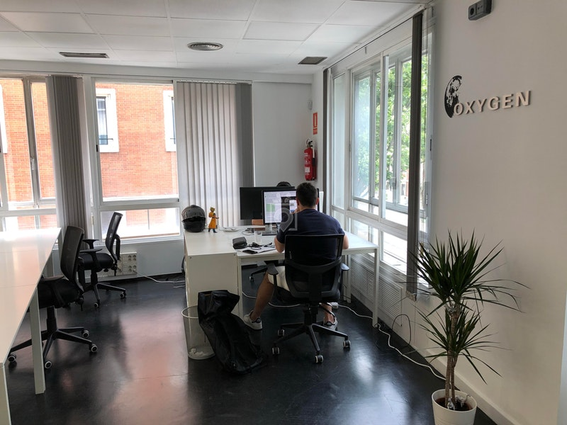 OXYGEN WORKSPACE, Madrid