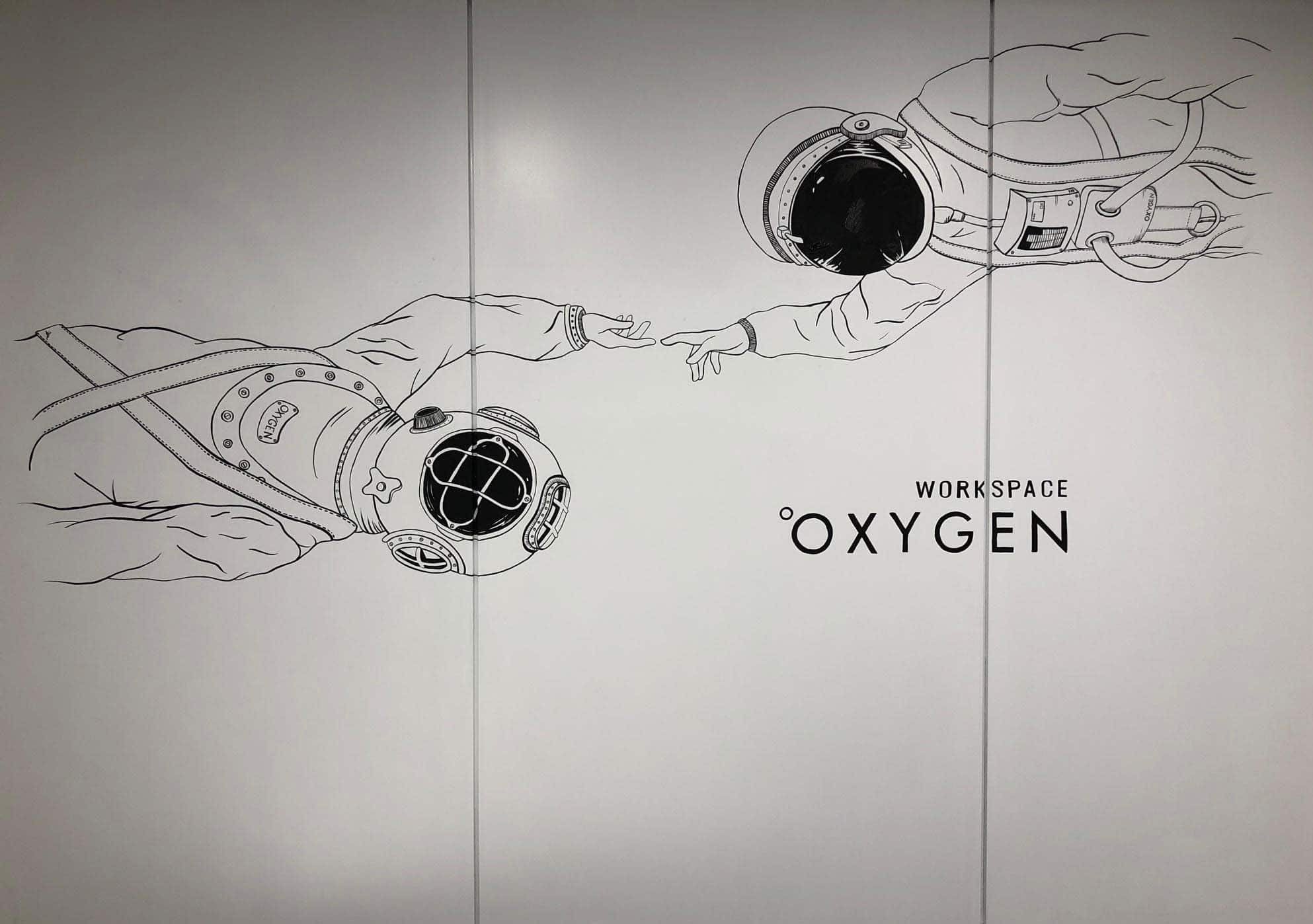 OXYGEN WORKSPACE, Madrid