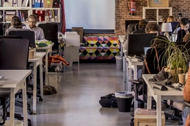 Plazida Coworking in Madrid, Alcobendas