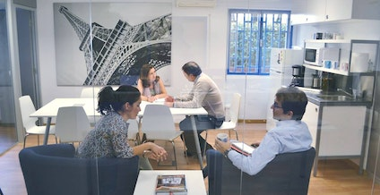 SpinOffice, Madrid | coworkspace.com