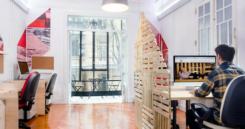 The Shed Coworking, Madrid | coworkspace.com