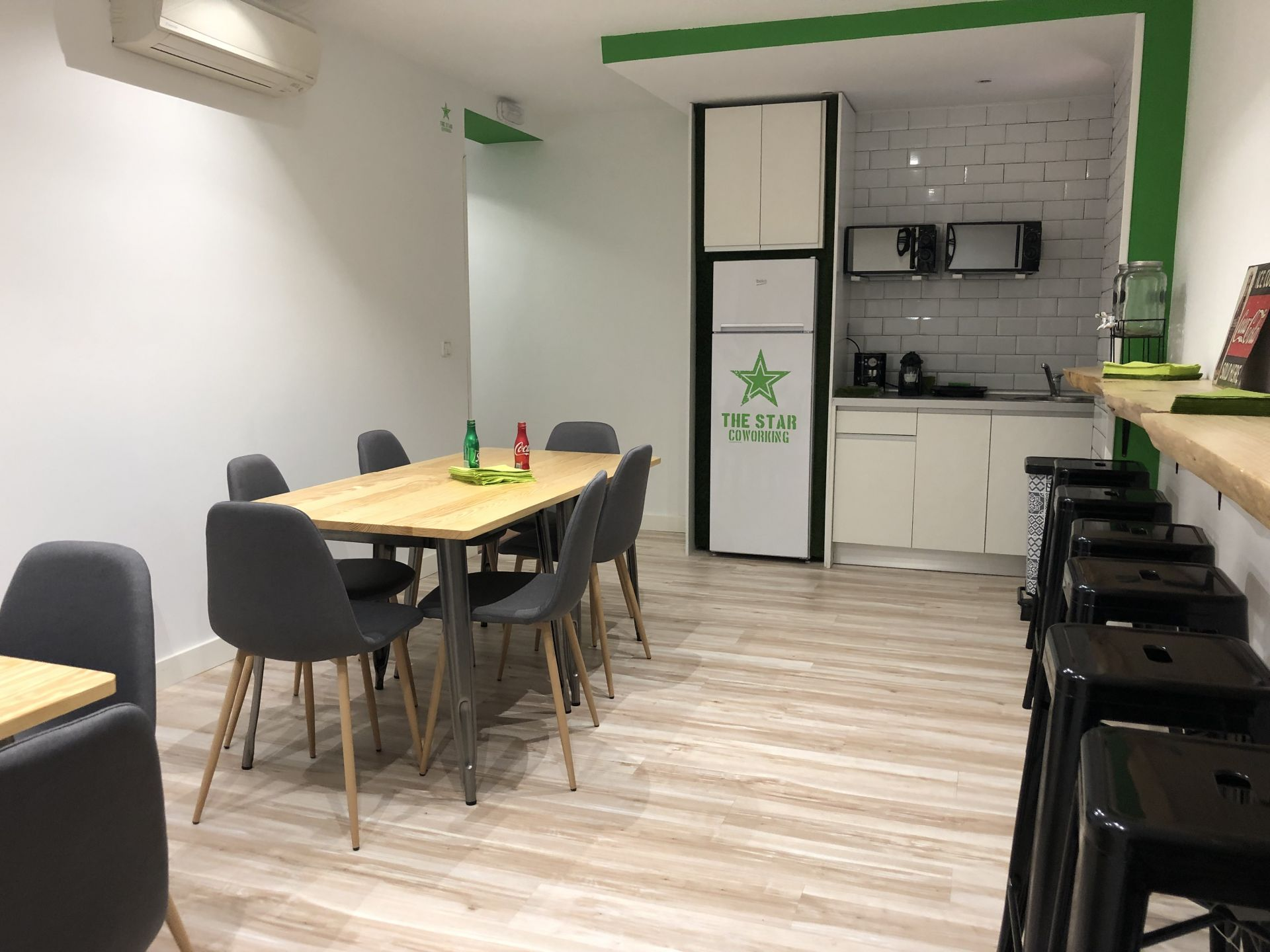 The Star Coworking, Madrid
