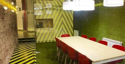 The Underground Den, Madrid | coworkspace.com