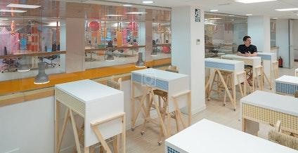 utopic_US Conde de Casal, Madrid | coworkspace.com