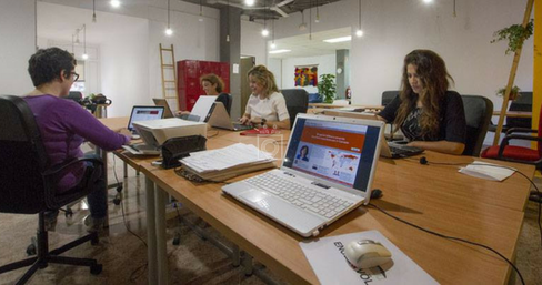 WE UP coworking, Madrid | coworkspace.com
