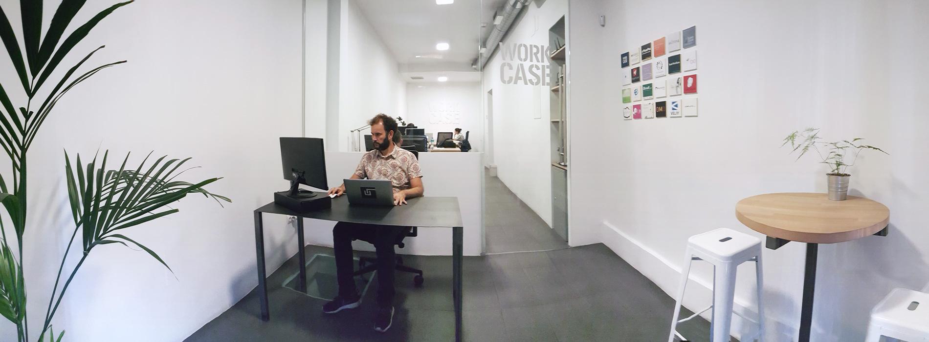 Workcase, Madrid