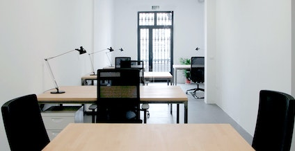 Workcase, Madrid | coworkspace.com