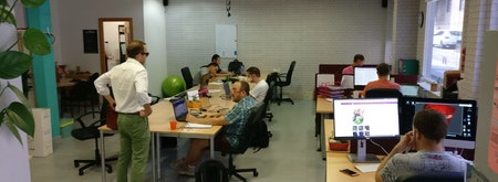 CowUp Majadahonda Coworking