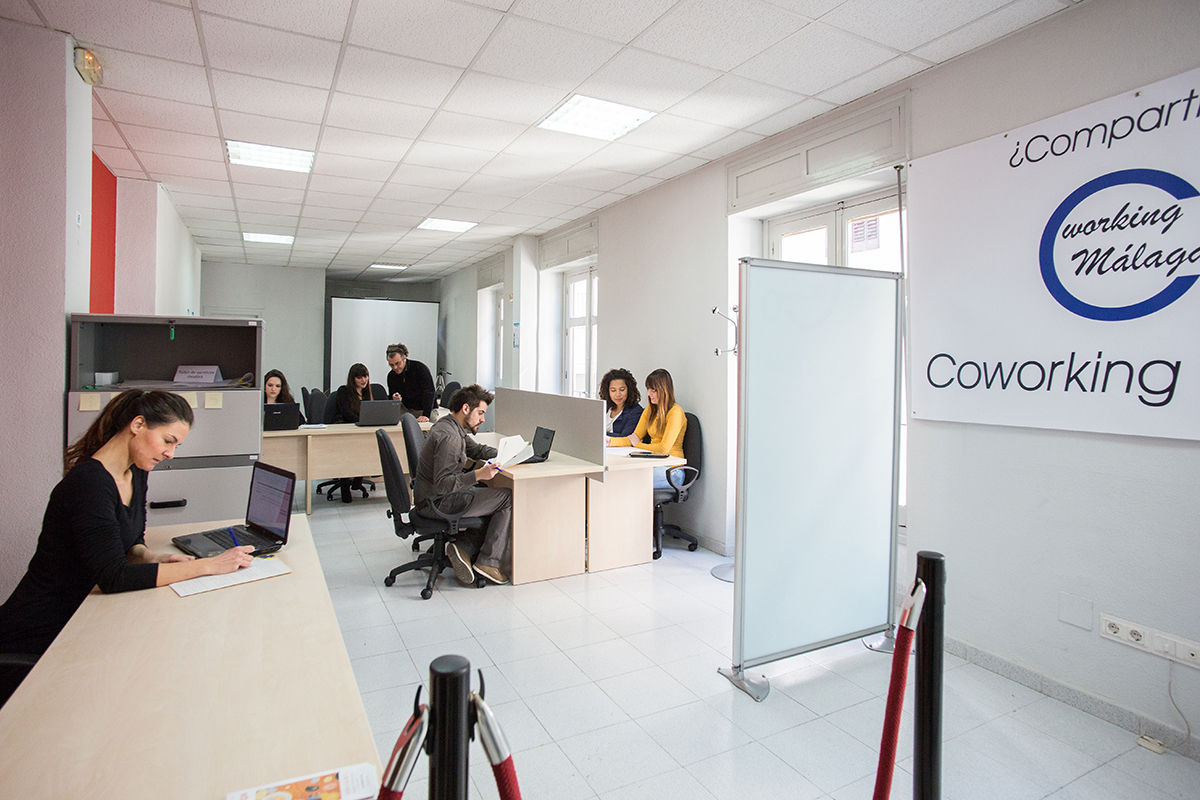 Coworking Malaga, Malaga
