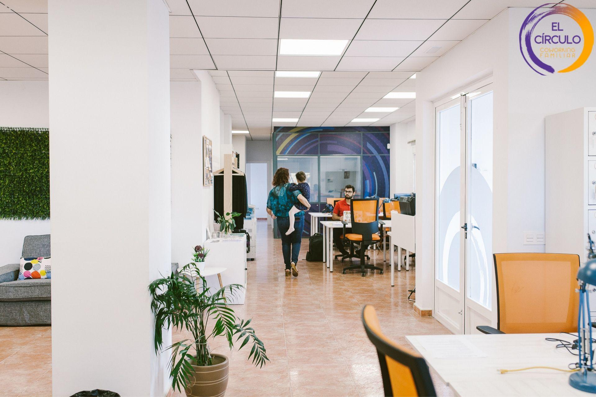 El Círculo - Coworking Familiar, Malaga