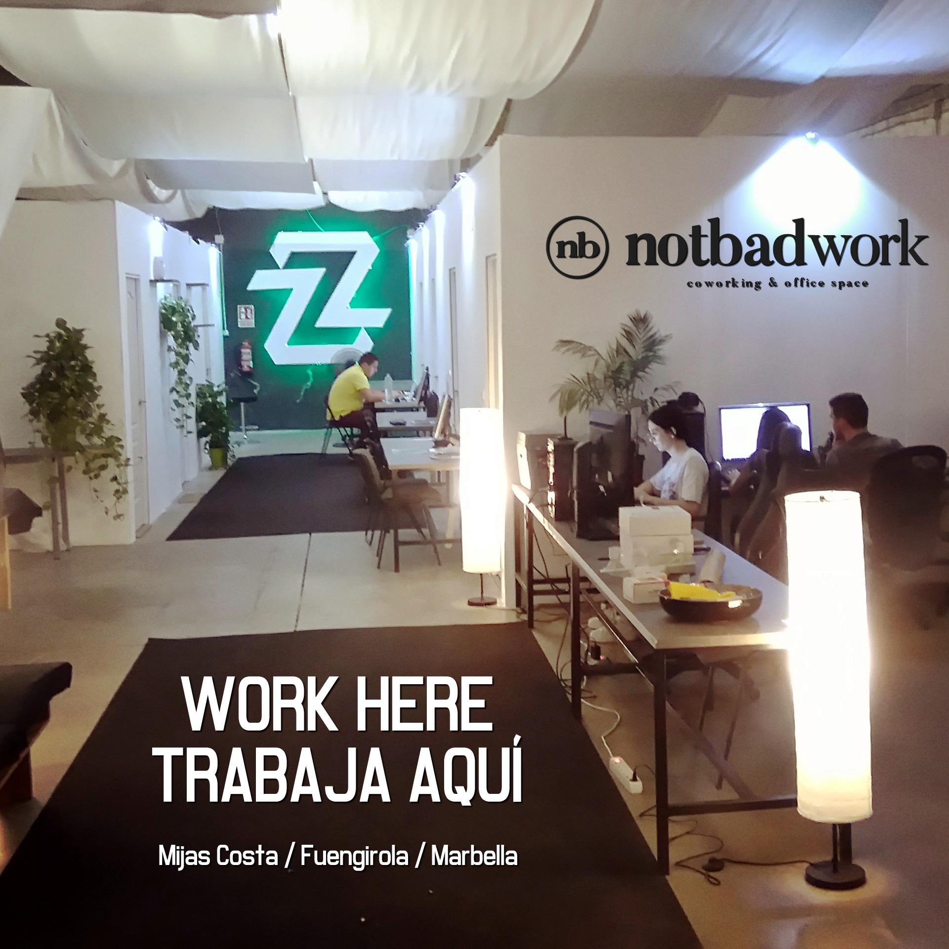 NotBadWork, Malaga