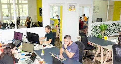 The Living Room Alameda, Malaga | coworkspace.com