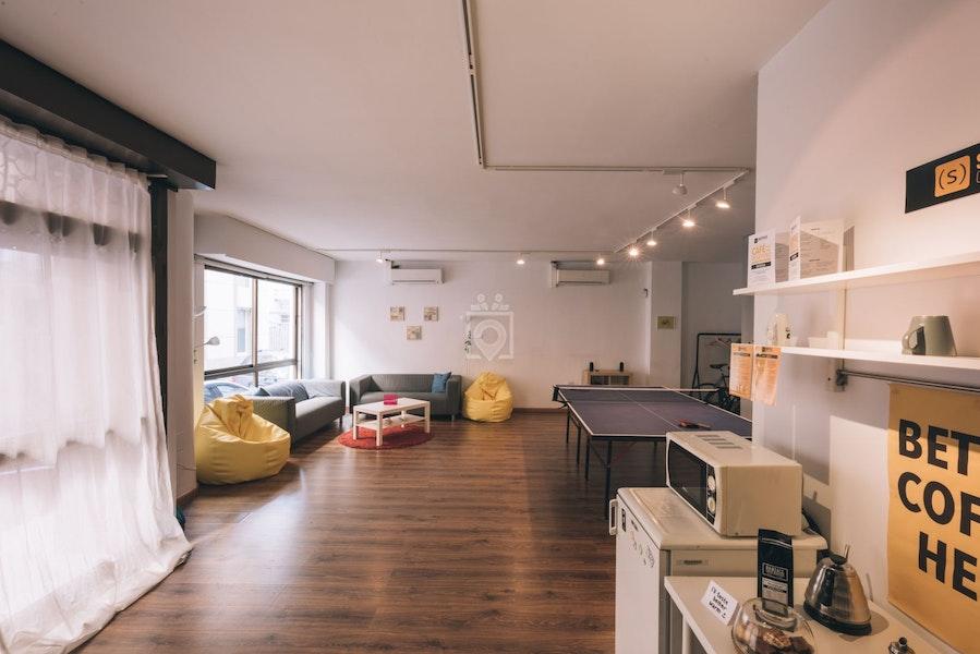 The Living Room, Malaga