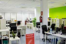 Coworking Mostoles, Madrid