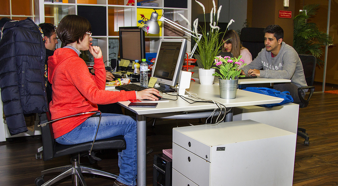 FANGALOKA SPACE Coworking, Mostoles