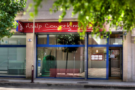 Aselp Coworking Center, Villagarcia de Arosa