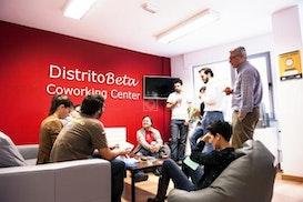 Distrito Beta, Santander