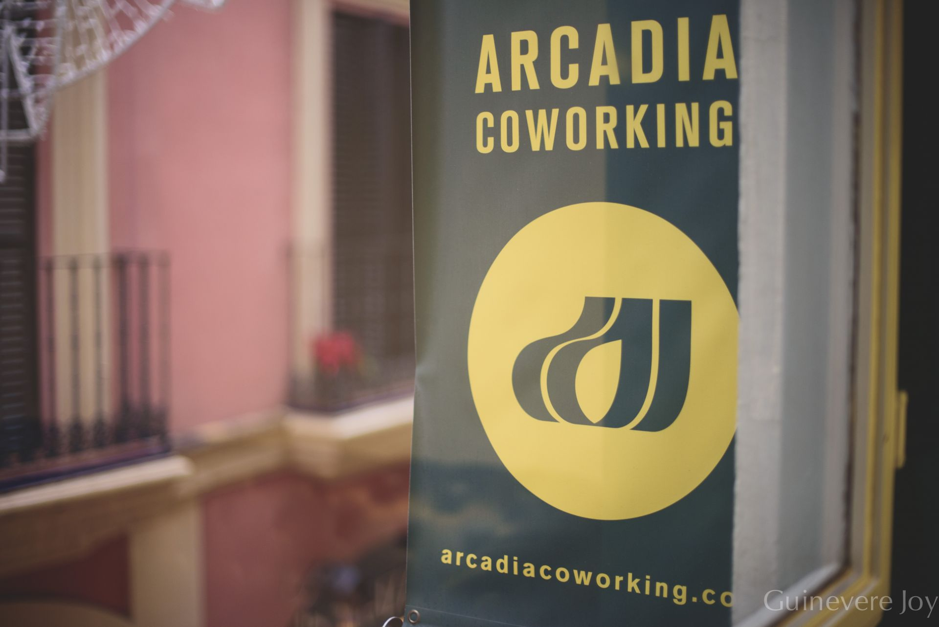 Arcadia Coworking, Seville
