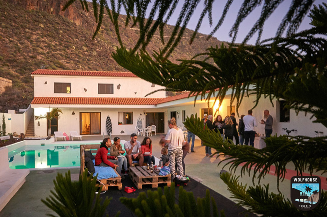 Wolfhouse, Tenerife