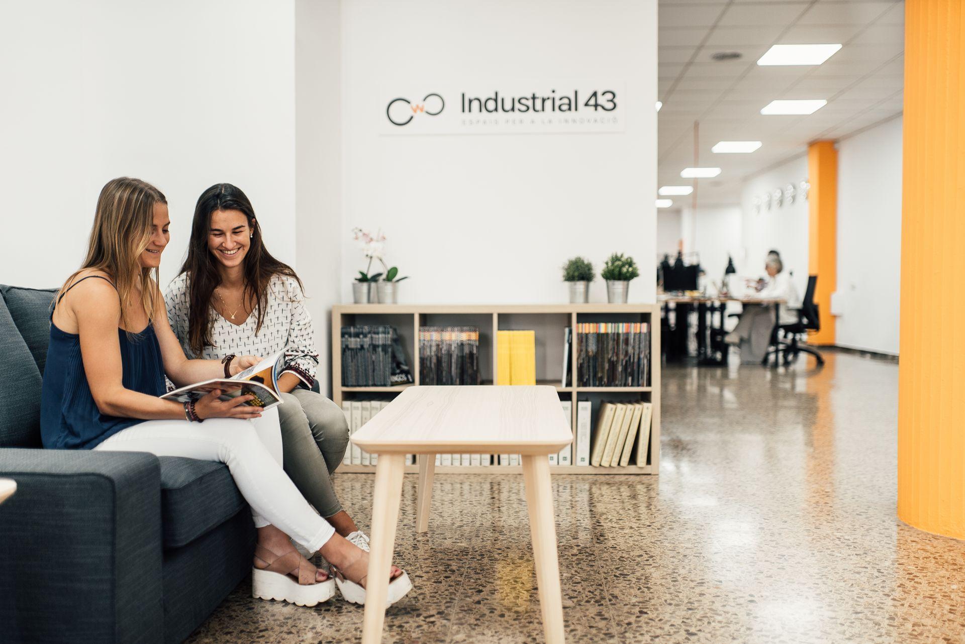 Industrial43, Terrassa