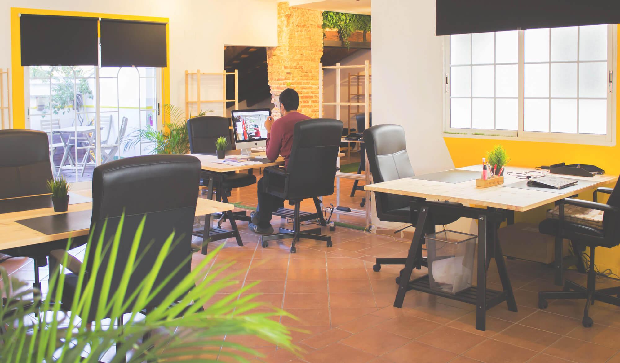 Garage Coworking Valencia, Valencia