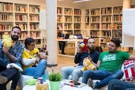 Las Naves Collaborative Space, Valencia