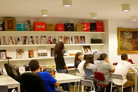 Coworking Café, Valladolid