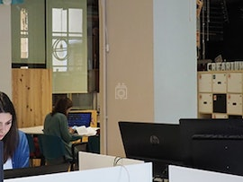 Coworking Pop Up, Valladolid