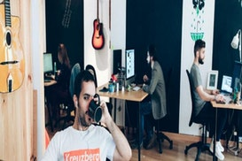 Rana coworking, Valladolid