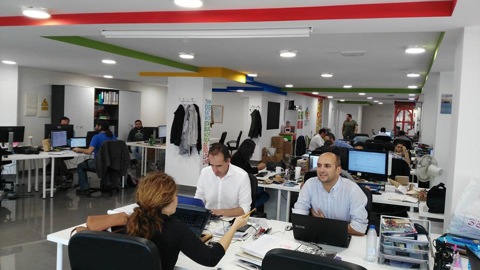 Coworking-Vigo, Vigo