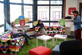 Coworking-Vigo, Pontevedra