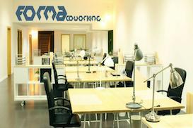 FORMA Coworking, Pontevedra